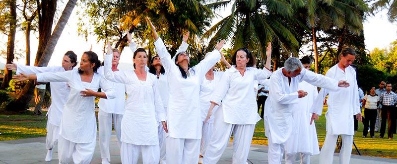 Akash Dharmaraj sacred sufi dancing retreat Gurdjieff