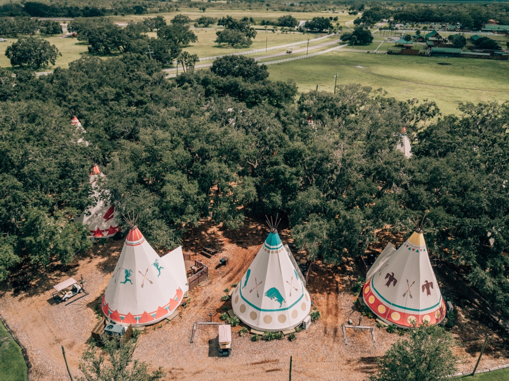 Glamping in Florida: Westgate River Ranch - Live Love Run
