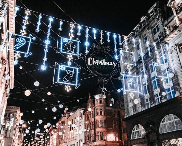 Where To Find The Best Christmas Lights In London In 2019