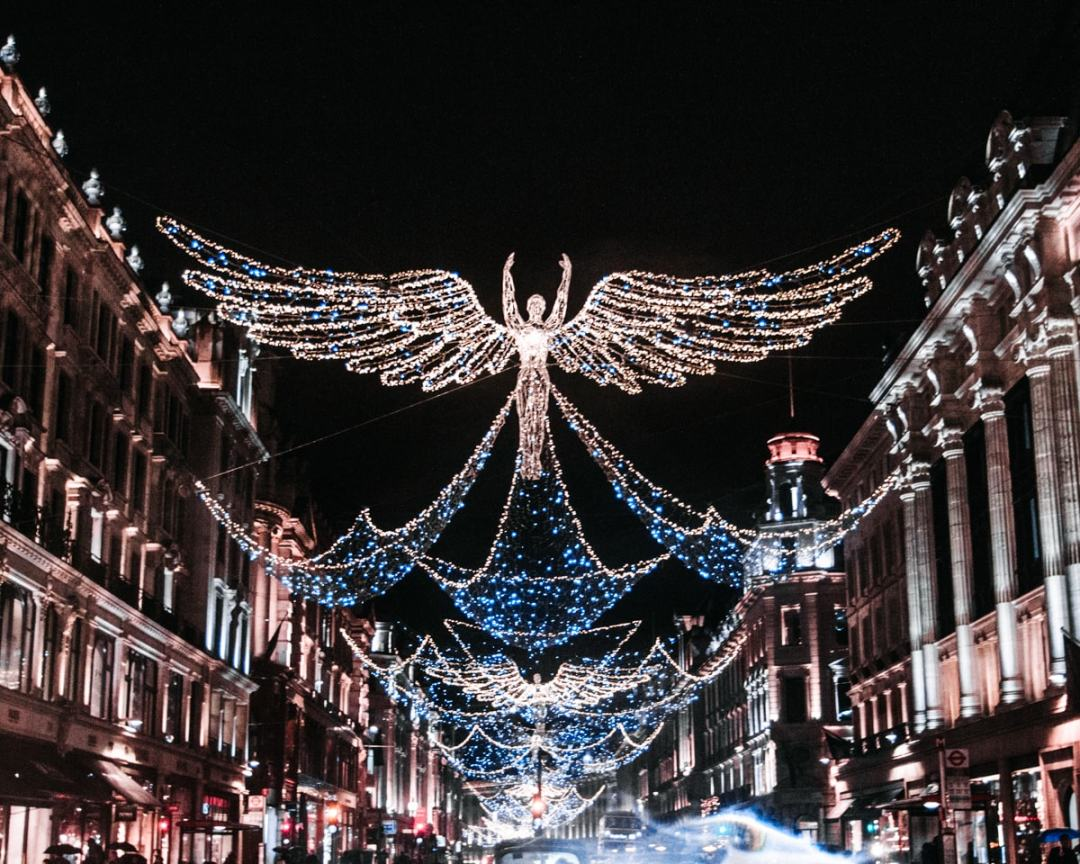 Christmas Lights Near Me 2019.Where To Find The Best Christmas Lights In London In 2019
