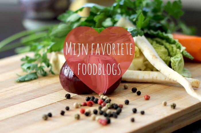 Mijn favoriete foodblogs