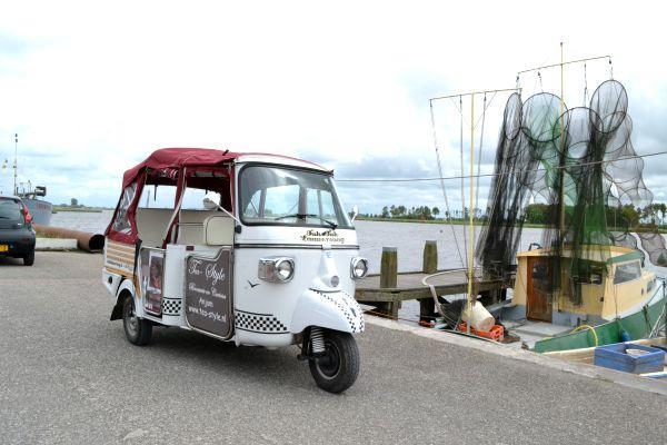 Activiteiten in het Lauwersmeergebied