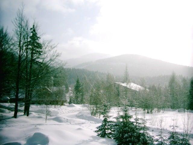 Wintersport-Tsjechië-Reuzengebergte