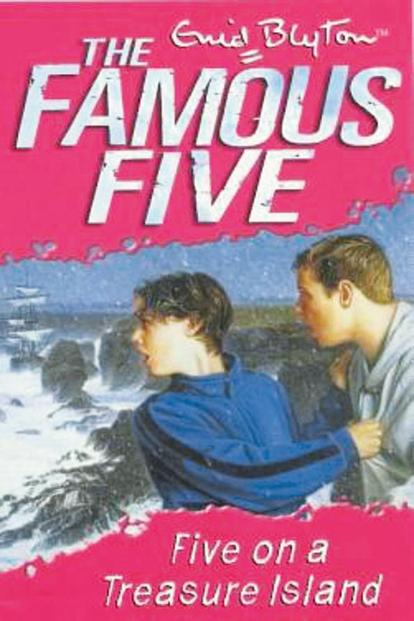 'The Famous Five: Five On A Treasure Island'.