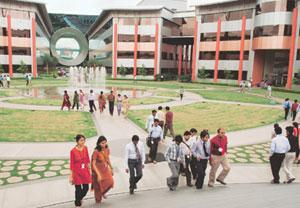 Image result for Indian College campus images
