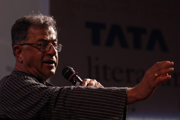 A file photo of Girish Karnad. Photo: HT