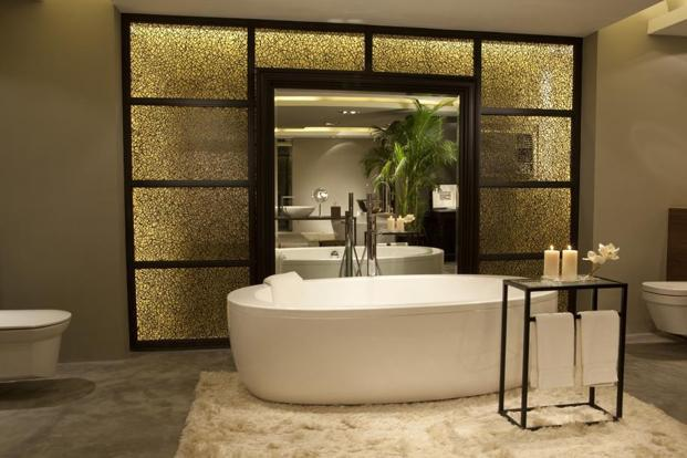 Highend buyers extend luxury concepts to bathrooms