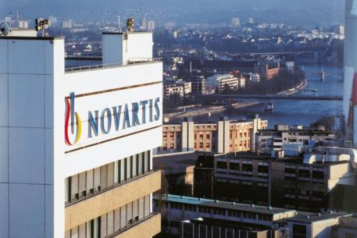 Shares of Novartis India fell as much as 7% after the Supreme Court judgement. The stock later recovered a bit to trade at `577, down 3.64%, at 11:18am.