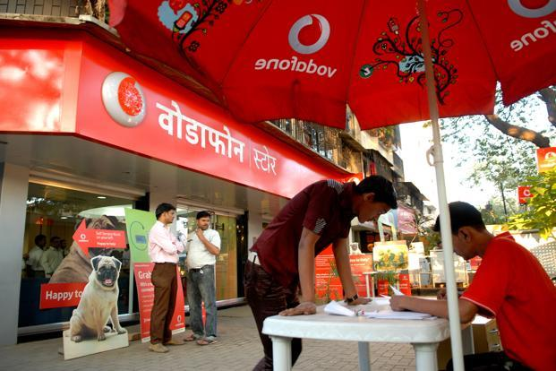 Image result for vodafone india