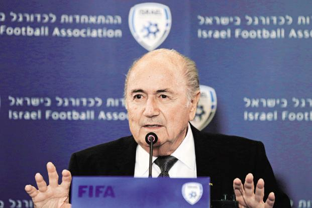 Fifa's structure is typical of organized crime: Andrew Jennings