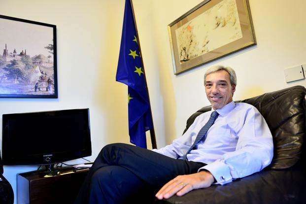 India, EU need to take their current courtship to marriage: Joao Cravinho