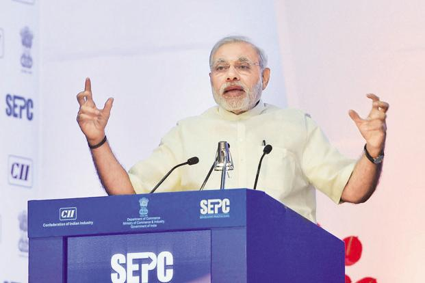 Need to bring our patent laws on par with global standards: Narendra Modi