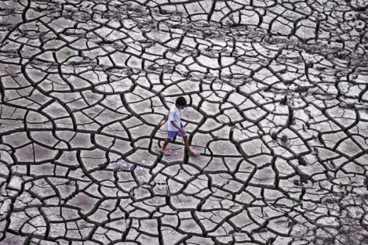 Apart from Telangana, eight other states, Karnataka, Odisha, Maharashtra, Madhya Pradesh, Chhattisgarh, Jharkhand, Uttar Pradesh and Andhra Pradesh, have declared a drought this year. Photo: AFP