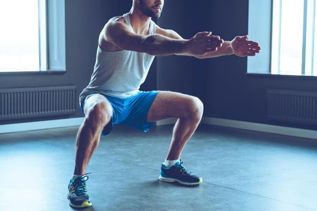 Regular squats help people adapt to ageing better. Photo: iStock