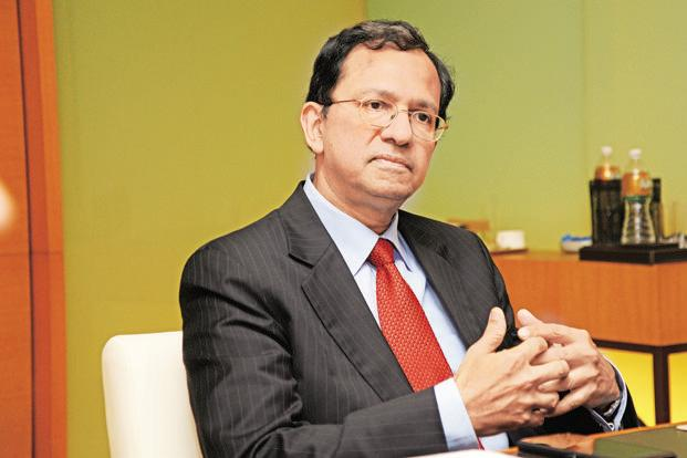 Nestlé India CMD Suresh Narayanan. Photo: Ramesh Pathania/Mint