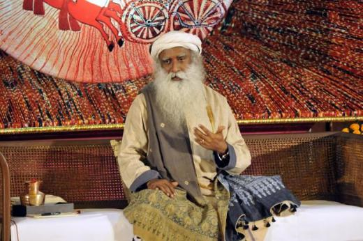 Isha Foundation, founded by yoga guru Jaggi Vasudev, has been in the midst of the controversy for over five years and has even received demolition notices from the state government in the past. Photo: Hindustan Times