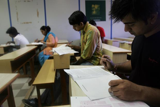 Qualification in UGC-NET is a must for recruitment of lecturers at colleges and universities. Photo: HT