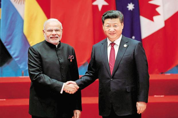 Prime Minister Narendra Modi and Chinese President Xi Jinping. Photo: Reuters