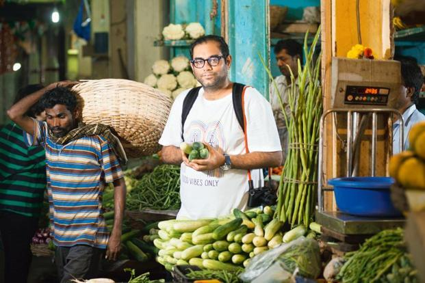Gaggan Anand. Photo: Hemant Mishra/Mint