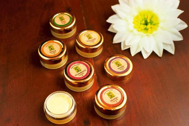 Beewax lip balms by Last Forest. Photo: Last Forest Enterprises