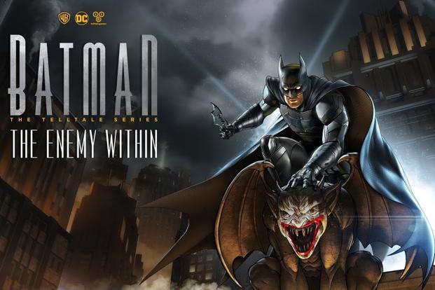 Batman: The Enemy Within looks as good as its PC variant and takes up 1.7GB after installation.