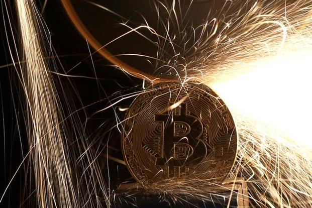Bitcoin has fallen about 25% since closing in on $20,000 on 18 December, trading around $14,500 in New York on Friday afternoon. Photo: Reuters