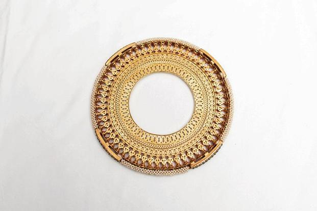 An antique Rajasthani bangle.