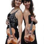 """Das LMN-Violin-Duo ASAP gewinnt 1. Preis beim """"Concorso Pietro Argento"""