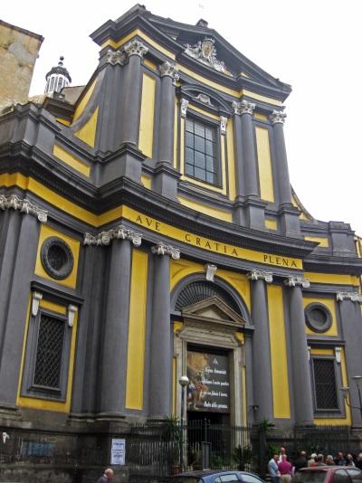 Basilica Annunziata Maggiore