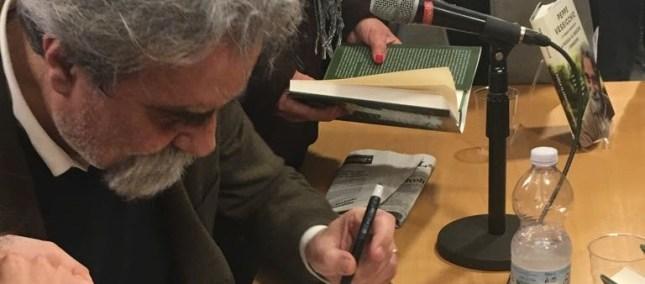 beppe vessicchio firma autografi