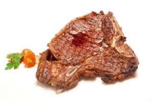 Juicy Rib Eye Steak