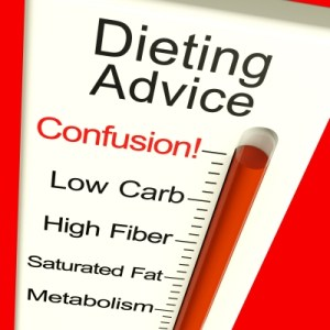 Image of Diet Advice Confusion