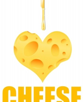 I Love Cheese Image