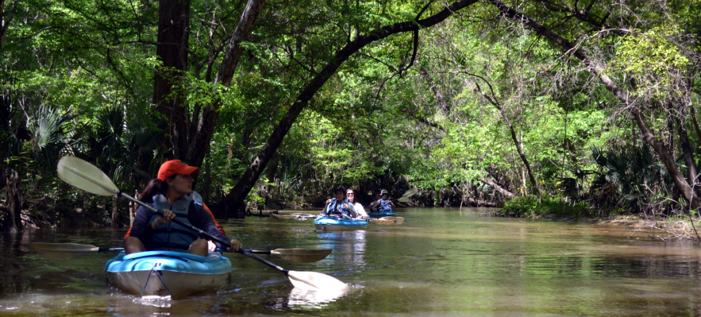 Canoe & Kayak Float Trips