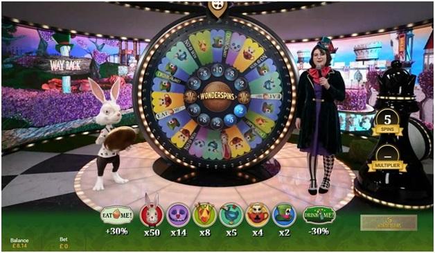 Adventures Beyond Wonderland- Game features