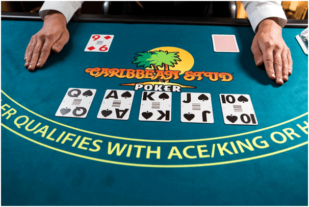 Understand the Live Caribbean Stud Poker game- The best strategy to pl