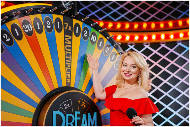 How To Play Live Casino Dream Catcher The New Money Wheel Game