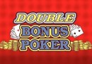 How to Play Double Double Bonus Poker