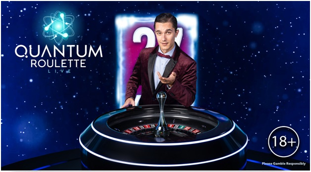 How to play Live Quantum Roulette