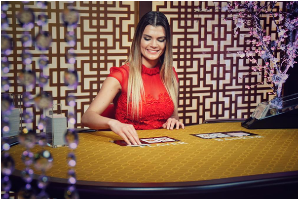 Live Baccarat Squeeze Rules