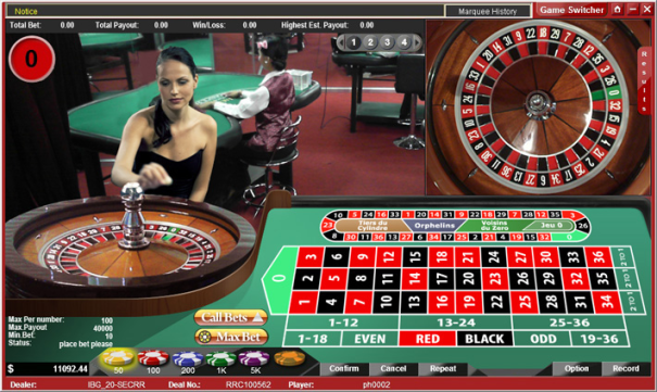 Live Roulette Canada Play Live Roulette Casino Online With Real Money