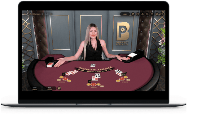 NetEnt Live Perfect Blackjack