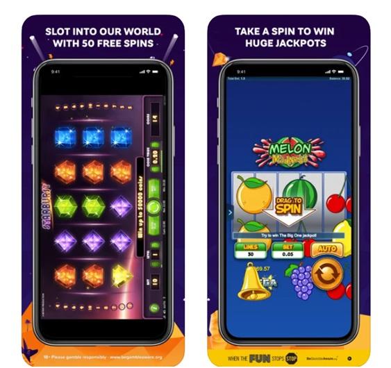 Partycasino - Mobile app