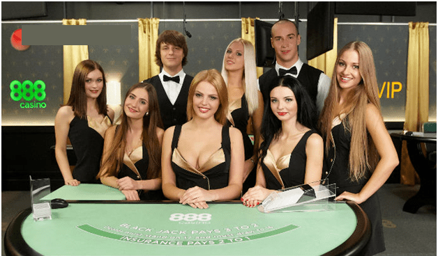 Pit Boss at 888 casino live