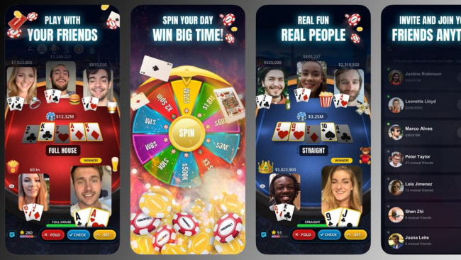Playing Through Social Video Poker Apps