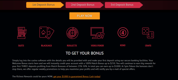 Royal Vegas Live Casino Bonus
