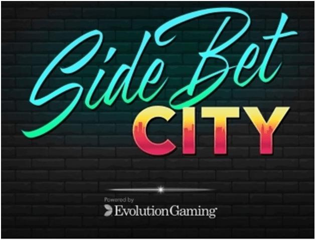 Side Bet City Live dealer game