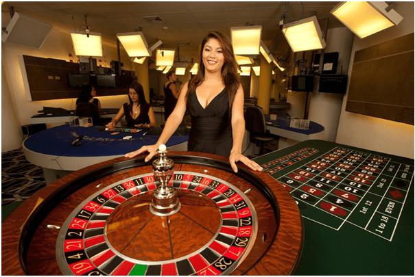 Winners at live casino