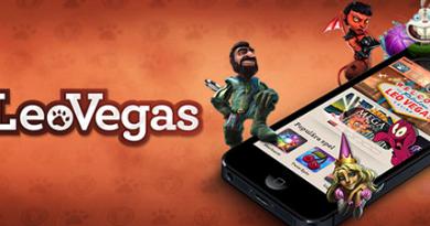 leovegas online casino games