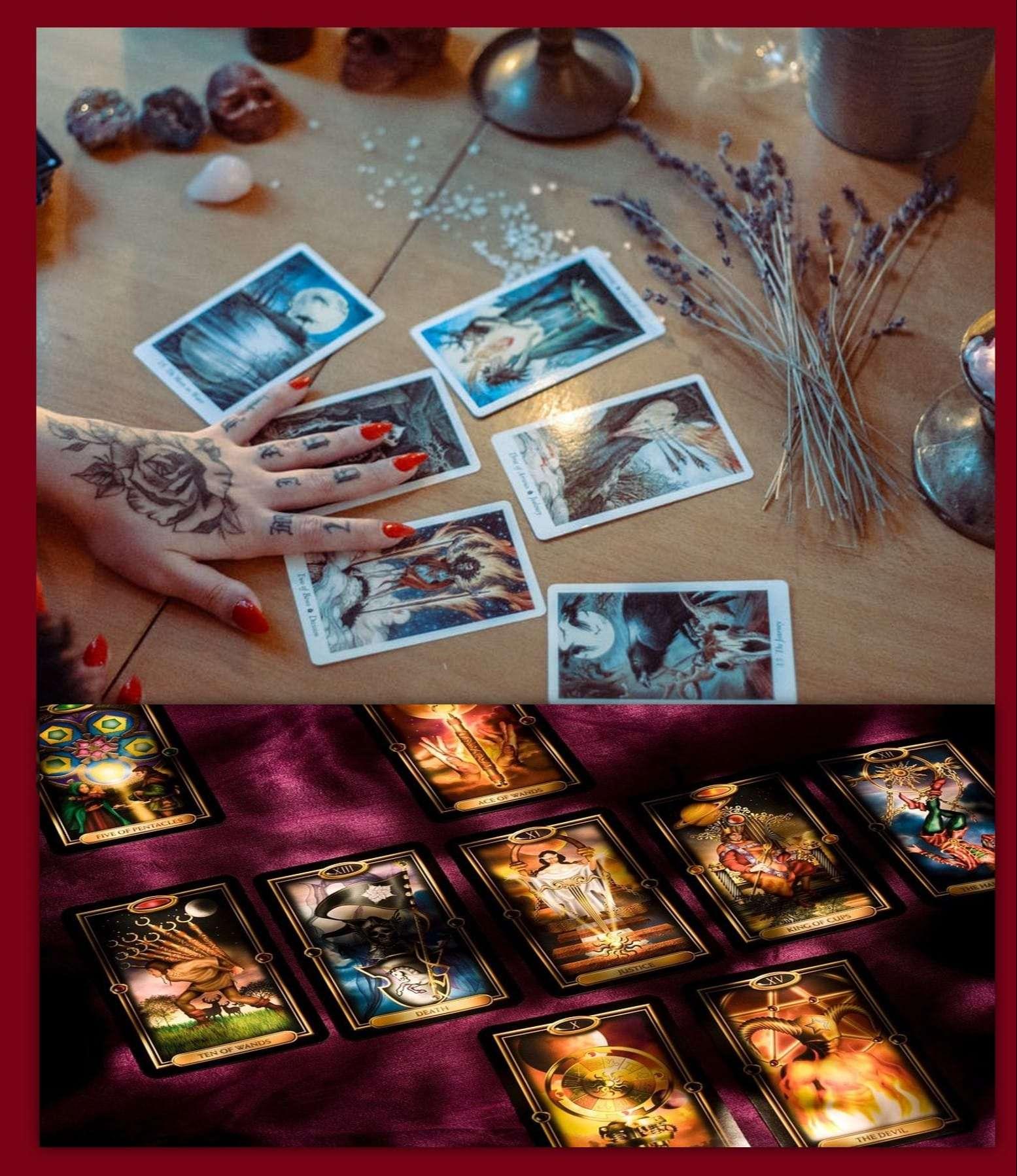 Tarot Cards Reading